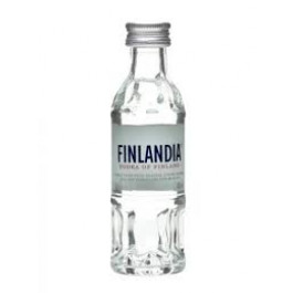 Finlandia Vodka Miniature 5cl - Case of 12