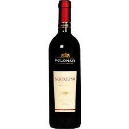 Folonari Bardolino Wine 75cl - Case of 6