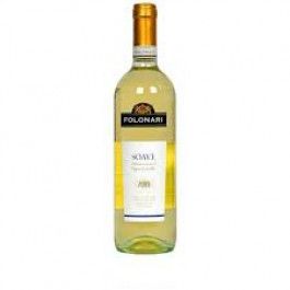 Folonari Soave Wine 75cl - Case of 6