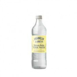 Franklin & Sons Natural Indian Tonic Water NRB 200ml - Case of 24