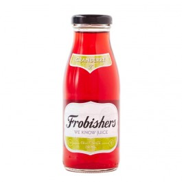 Frobishers Cranberry Juice 250ml - Case of 24