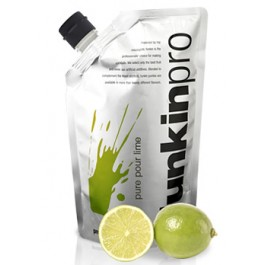 Funkin Lime Purées 1kg - Case of 5