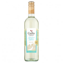 Gallo Family Vineyards Summer White Wine 75cl - Case of 6