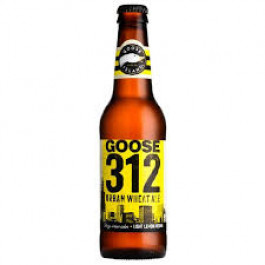 Goose Island 312 Urban Wheat Ale Beer NRB 355ml - Case of 12