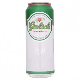 Grolsch Beer can 500ml - Case of 24