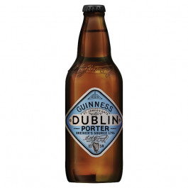 Guinness Dublin Porter Beer NRB 500ml - Case of 8