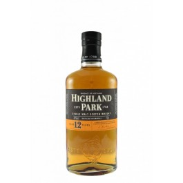 Highland Park 12 YO Whisky 70cl - Case of 6