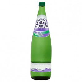 Highland Spring Sparkling Water NRB 1 Litre - Case of 12