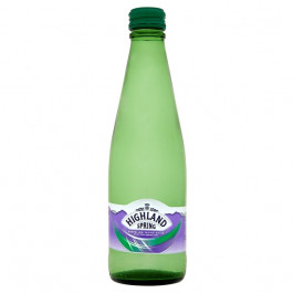 Highland Spring Sparkling Water NRB 330ml - Case of 24