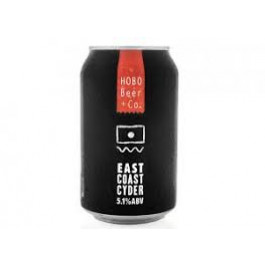 HOBO East Coast Cyder Can 330ml - Case of 24