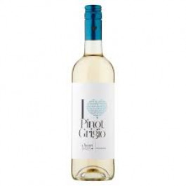 I Heart Pinot Grigio Wine 75cl - Case of 6