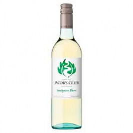 Jacob's Creek Sauvignon Blanc Wine 75cl - Case of 6