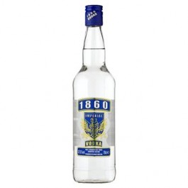 Imperial 1860 Vodka 70cl - Case of 12