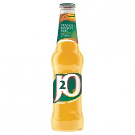 J2O Orange & Passion Fruit Juice 275ml - Case of 24