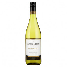 Jacob's Creek Chardonnay Wine 75cl - Case of 6