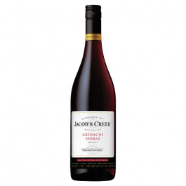 Jacob's Creek Grenache-Shiraz Wine 75cl - Case of 6