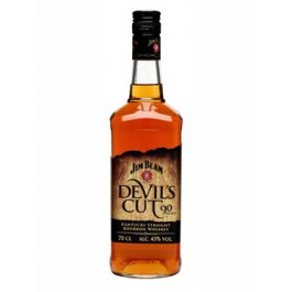 Jim Beam Devils Cut Bourbon 70cl - Case of 6
