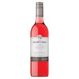 Jacob's Creek Shiraz Rose' Wine 75cl - Case of 6