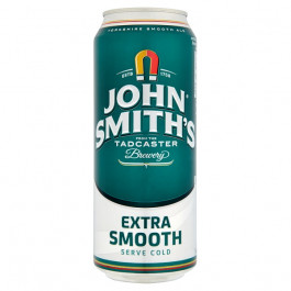 John Smith's Extra Smooth Beer can 440ml - Case of 24