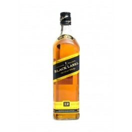 Johnnie Walker Black Label Whisky 70cl