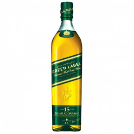 Johnnie Walker Green Label Whisky 70cl - Case of 6