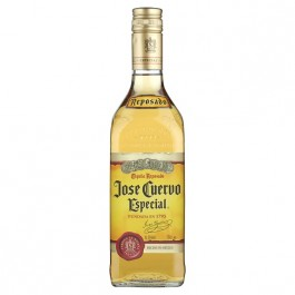 Jose Cuervo Gold Tequila 70cl - Case of 6