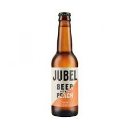 Jubel Alpine With Peach Beer NRB 330ml - Case of 12