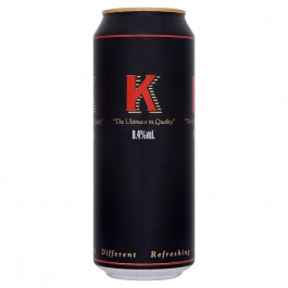 K Cider can 500ml - Case of 24
