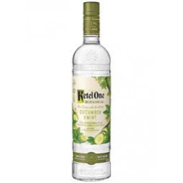 Ketel One Botanical Cucumber & Mint Vodka 70cl