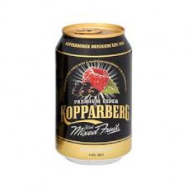 Kopparberg Mixed Fruit Cider Can 330ml - Case of 12