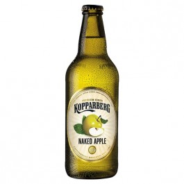 Kopparberg Naked Apple Cider NRB 500ml - Case of 15