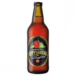 Kopparberg Strawberry & Lime Cider NRB 500ml - Case of 15
