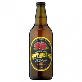 Kopparberg Raspberry NRB 500ml - Case of 15