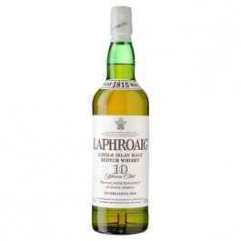 Laphroaig 10 YO Whisky 70cl - Case of 6