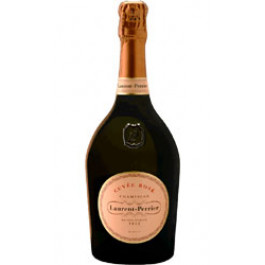 Laurent Perrier Rosé Champagne 1.5 Litre - Case of 6