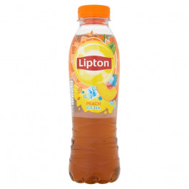 Lipton Peach Ice Tea 500ml - Case of 12