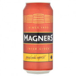 Magners Original Cider can 500ml - Case of 24