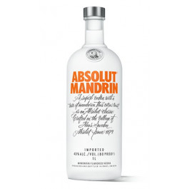 Absolut Mandrin 70cl - Case of 6