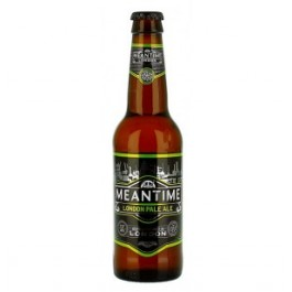 Meantime London Pale Ale Beer NRB 330ml - Case of 24