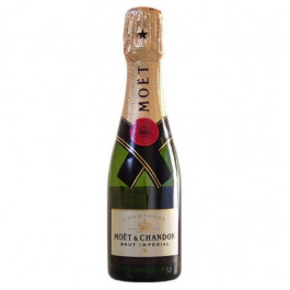 Moët & Chandon Brut Champagne 20cl - Case of 24