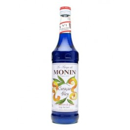 Monin Blue Curaçao Syrup 70cl - Case of 6