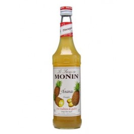 Monin Pineapple Syrup 70cl - Case of 6