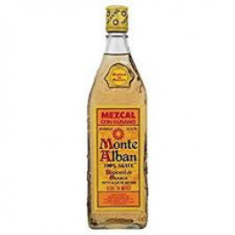 Monte Alban Mezcal 70cl - Case of 6