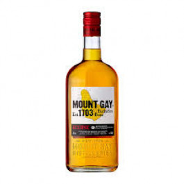 Mount Gay Eclipse Rum 70cl - Case of 6
