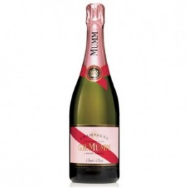 G.H. Mumm Rosé NV Champagne 75cl - Case of 6
