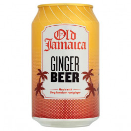 Old Jamaica Ginger Beer can 330ml - Case of 24