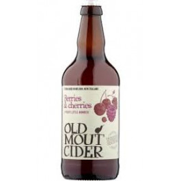 Old Mout Berries & Cherries Cider NRB 500ml - Case of 12