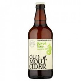 Old Mout Kiwi & Lime Cider NRB 500ml - Case of 12
