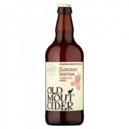 Old Mout Summer Berries Cider NRB 500ml - Case of 12
