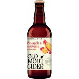 Old Mout Pineapple & Raspberry Cider NRB 500ml - Case of 12